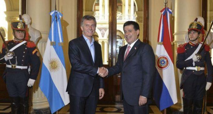 Horacio Cartes celebra acuerdo con gobierno argentino sobre deuda de Yacyretá