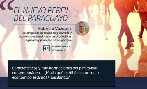 """Realizan conferencia sobre """"El nuevo perfil del Paraguayo"""" para negocios"""