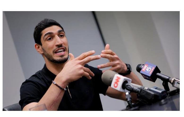 """""""No me van a atrapar"""": Turquía ordena el arresto de una estrella de la NBA por """"terrorismo"""""""