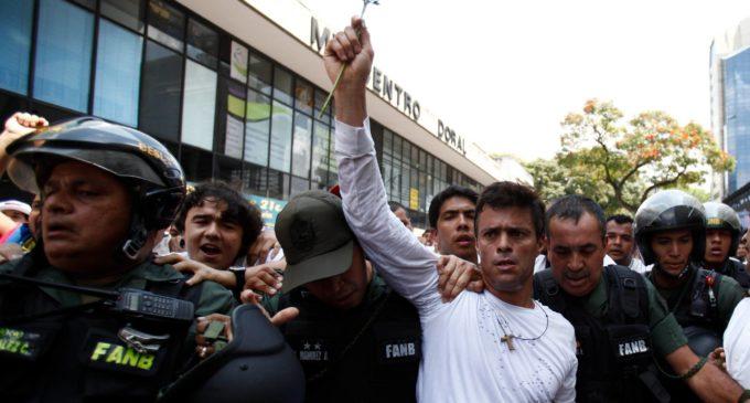 El chavismo da una prueba de vida de Leopoldo López tras los rumores sobre su salud