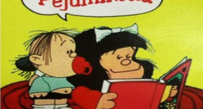 Mafalda hablará guaraní