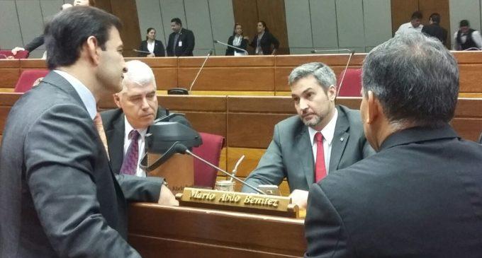 """Mario Abdo: """"Sueño con una democracia"""""""