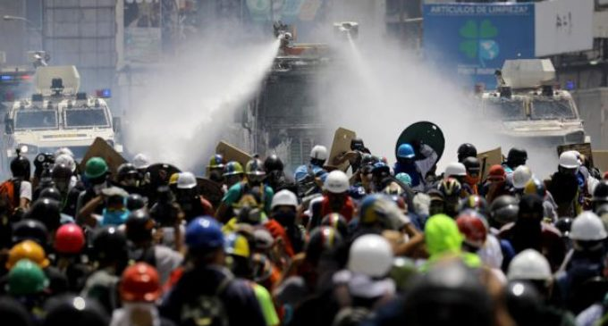 Un viaje a las ruinas de Venezuela