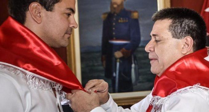 """Diputado critica candidatura de Santiago Peña: """"Representa la hipocresía moral en política"""""""