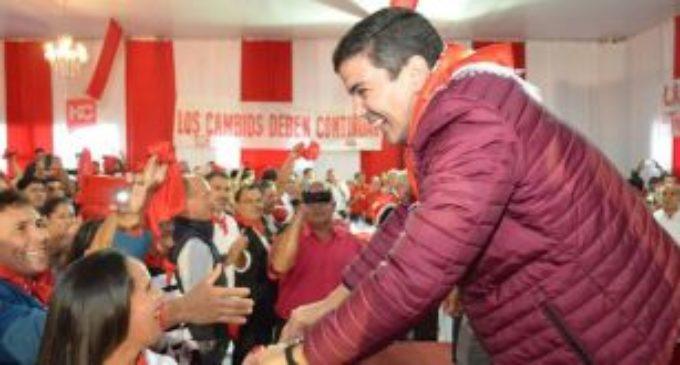 Santiago Peña afirma que el lunes dejará Ministerio de Hacienda para dedicarse a campaña presidencial