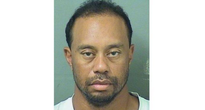 Tiger Woods dijo que conducía bajo los efectos de medicamentos recetados