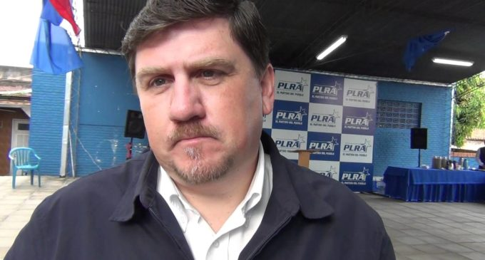 Piden investigar a Blas Llano por ataque al PLRA