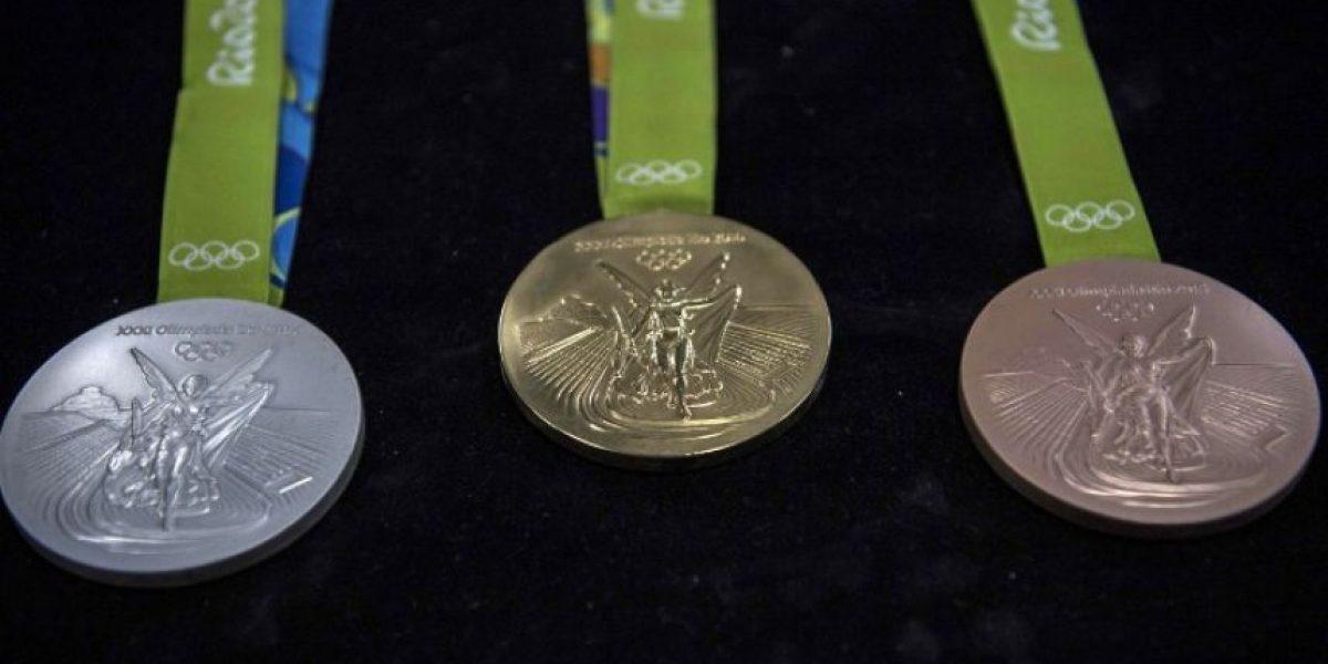 """Tras solo nueve meses de los Juegos Olímpicos de Río 2016, las medallas """"se caen a pedazos"""""""
