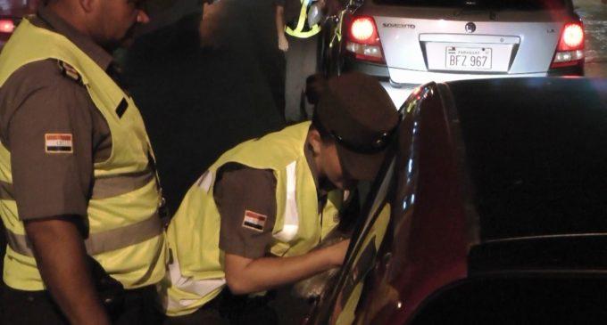 Más de 2096 conductores fueron sometidos a los controles