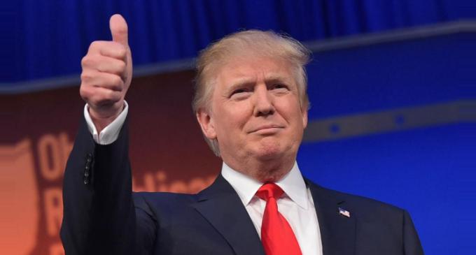 Donald Trump felicita al Paraguay por los 206 años de independencia