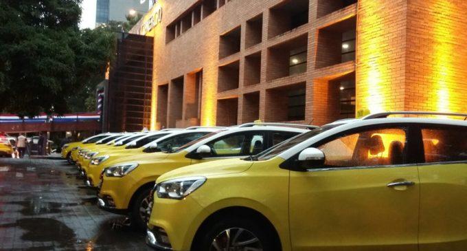 Taxistas adquieren 0 km en cuotas