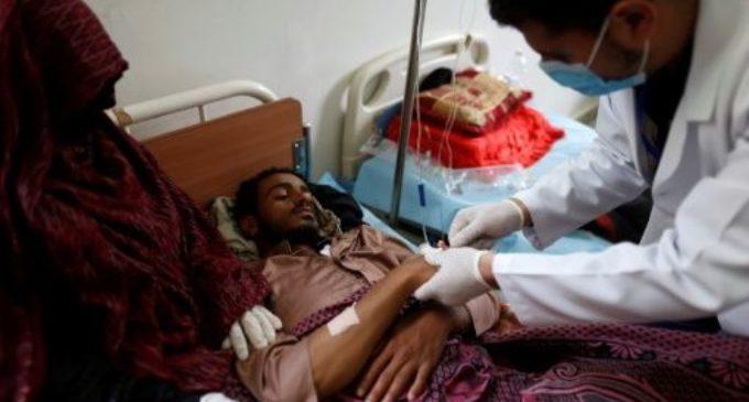 OMS eleva a 471 las muertes por cólera en Yemen