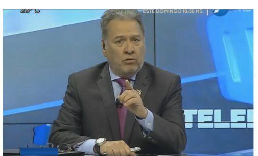 """Óscar Acosta responde a HC: """"Estamos esperando a la Fiscalía"""""""