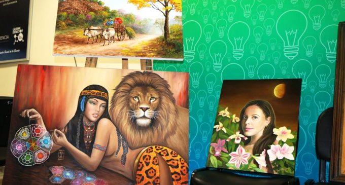 Artistas paraguayos ya disponen de un portal web para comercializar sus obras