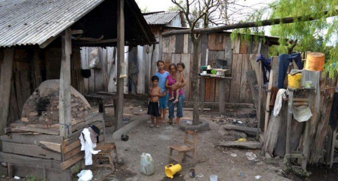 Pobreza extrema se redujo en Paraguay en un 51%