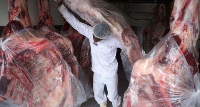 """Estados Unidos suspendió la importación de carne vacuna de Brasil por """"seguridad sanitaria"""""""