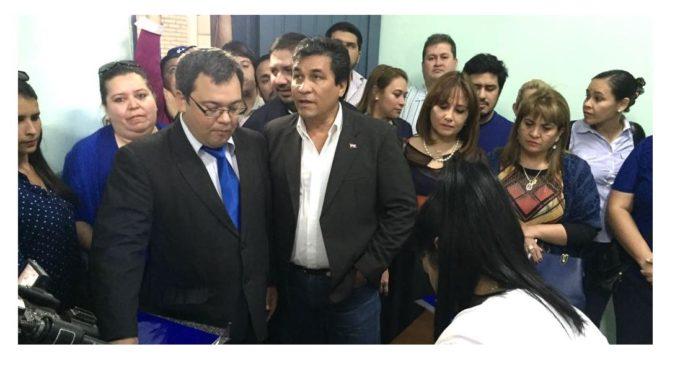 """Lanzoni inscribió su movimiento """"Equipo Joven Paraguay"""" con miras a internas liberales"""