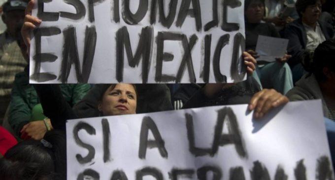 """""""Somos los nuevos enemigos del Estado"""": el espionaje a activistas y periodistas en México"""
