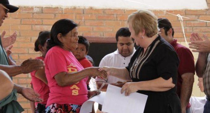 Más de 20.000 familias indígenas beneficiadas con Tekoporã