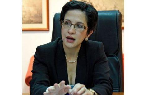 """La nueva Ministra de Hacienda """"tiene preparación y capacidad"""", afirma economista"""