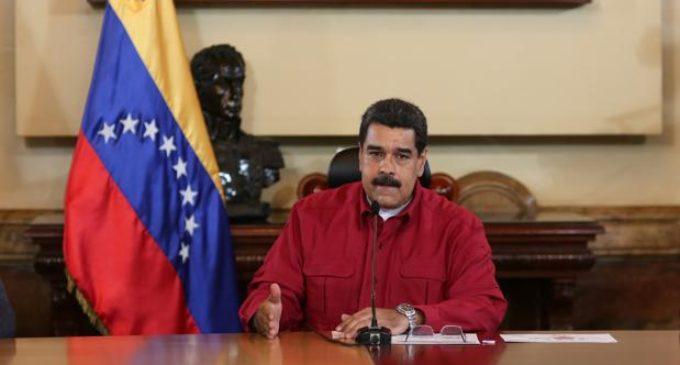 Maduro denuncia que Twitter ha suspendido cuentas de medios, entes públicos y militantes chavistas