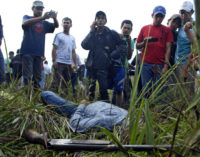 """5 años de Curuguaty: """"Se plantaron pruebas en el lugar de la masacre"""", asegura activista"""