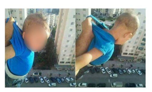 """El hombre que terminó preso por colgar a un niño de una ventana para conseguir """"me gusta"""" en Facebook"""
