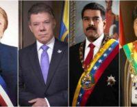 ¿Cuáles son los presidentes que más y menos ganan en América Latina?