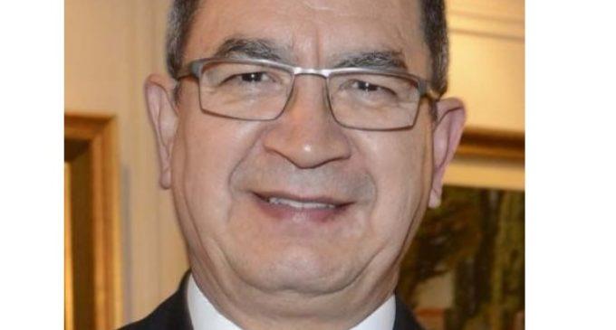 Rigoberto Gauto, nuevo embajador paraguayo en Bélgica