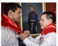 Analizan impugnar candidatura de Santiago Peña