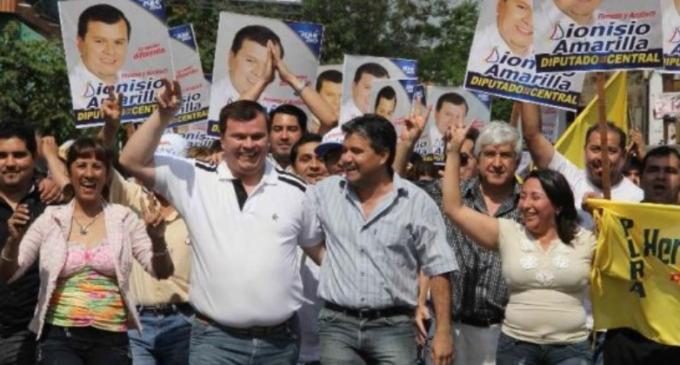 Quieren invalidar candidatura del diputado Amarilla