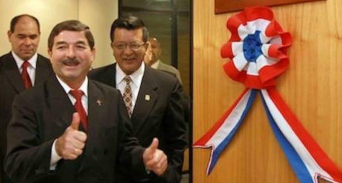 Senador Carlos Núñez, en contra del impuesto a la soja