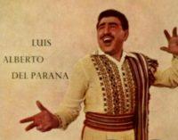 Un día como hoy nacía el gran Luis Alberto del Paraná