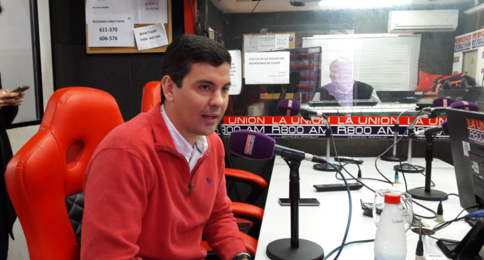 """""""Quiero que el Paraguay sea el país más desarrollado en el mundo"""""""