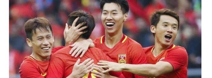 La Selección Sub 20 de China jugará en el fútbol alemán