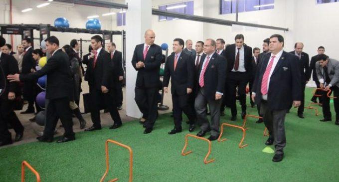 Quedó inaugurado el Parque Olímpico del Paraguay