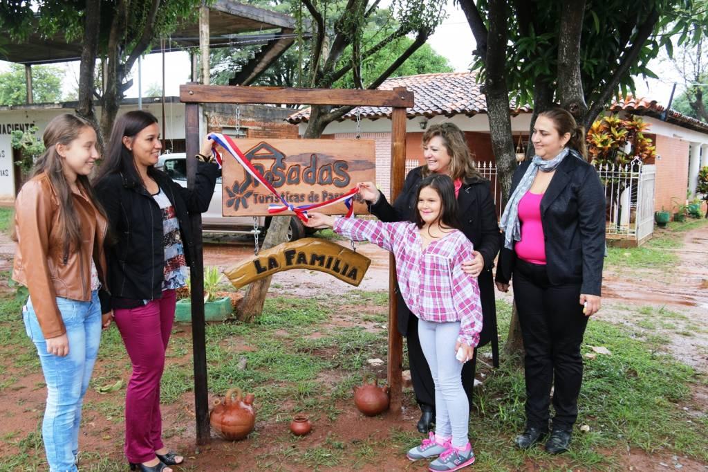 """En el Congreso """"Mujeres que Suman"""" será presentado el programa de Posadas Turísticas"""