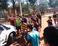 Manifestantes denuncian represalias