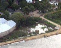 Reimpulsarán construcción de muro y costanera en Pilar