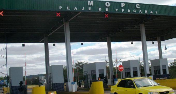 MOPC asegura que con tercerización del cobro de peajes recaudarán más