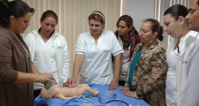 Más profesionales serán capacitados en atención de emergencias obstétricas