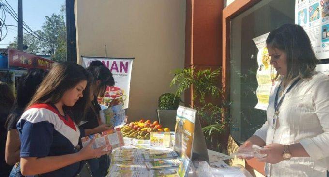 Evaluación nutricional gratis en la Expo, este miércoles