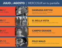 Continúa Red de Salas Digitales del Mercosur en el CCPA
