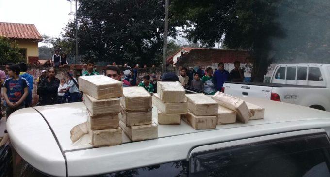 Encontraron cocaína en vehículo de hermano de senador llanista Enzo Cardozo