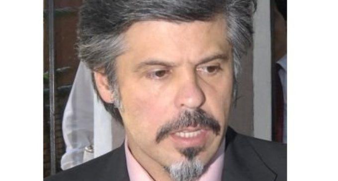 Giuzzio lamenta que Senado rechace proyecto que habilita votos de presos