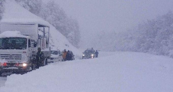 Frío extremo: Bariloche registró la temperatura más baja de toda su historia