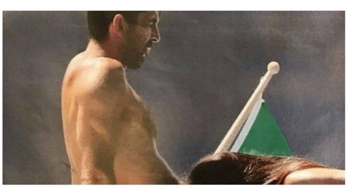 La explicación de Buffon a las polémicas fotos junto a su pareja en un yate
