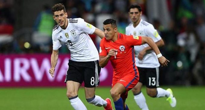 Chile va por el título, ante el vigente campeón del mundo