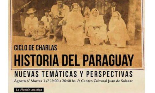 Investigadores realizarán charlas gratuitas sobre Historia del Paraguay