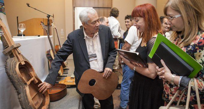 Organizan 4º Congreso Internacional de Luthiers